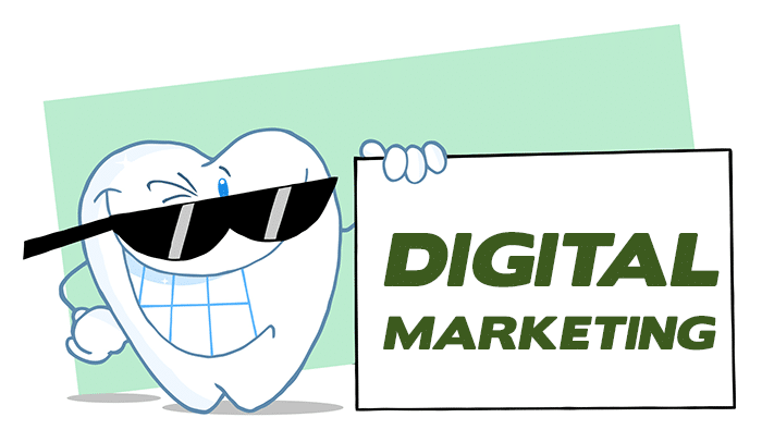 digital marketing for dentists