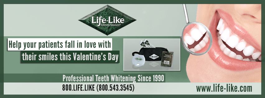 Teeth Whitening Builds Romance and So Much More