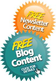 Free Dental newsletter Content