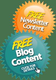 Free Dental newsletter Content