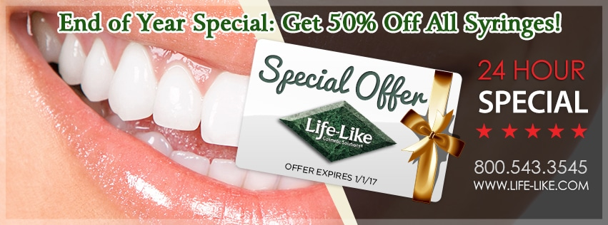 Teeth Whitening Special Discount
