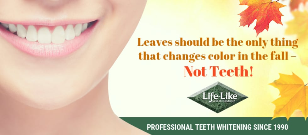 teeth whitening company newsletter